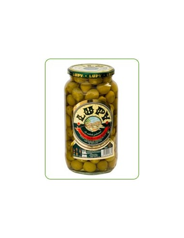 Aceituna Lupy 6*600 gr