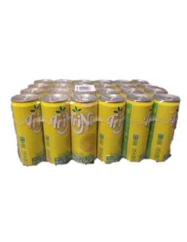 Trinaranjus Limón lata 33 cl 24 uds.