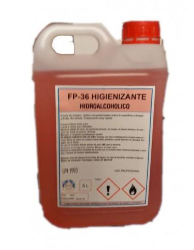 FP-36 Higienizante Hidroalcóholico