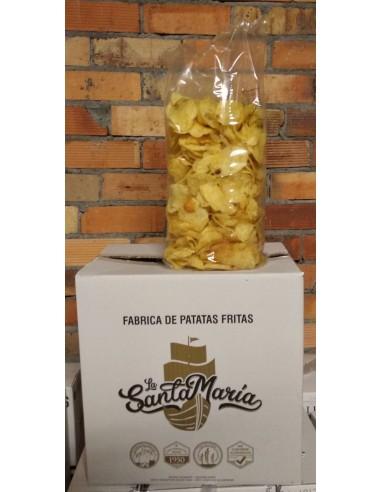 Patatillas La Santa María 500 gr