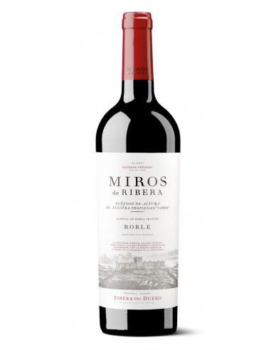 Vino Miros De Ribera Roble 75cl