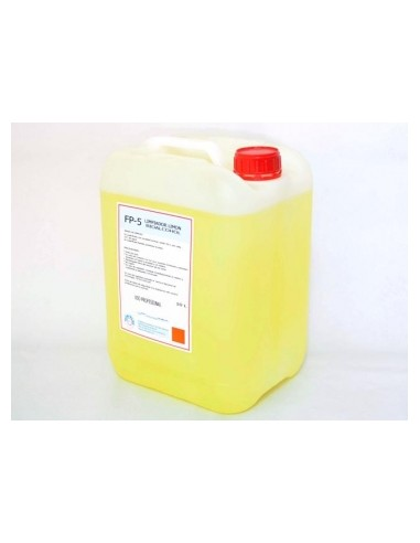 Fp 5 Limpiador limón con bioalcohol 10l