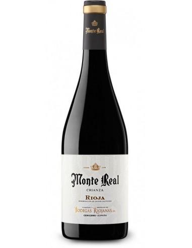 Rioja Crianza Monte Real Familia 70cl