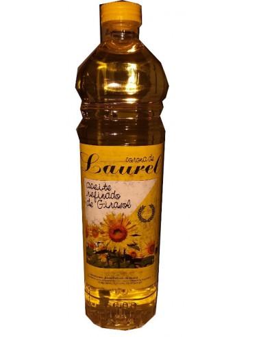 Aceite Corona de Laurel refinado de...