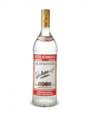 Vodka Stolichnaya 70cl.