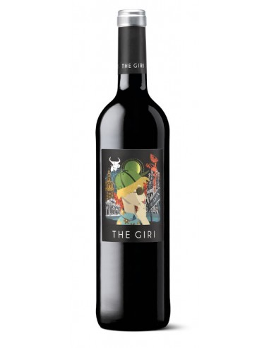 Vino The Guiri Tinto 75cl