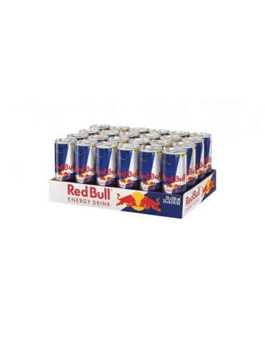 Red Bull 33 cl. 24 uds.
