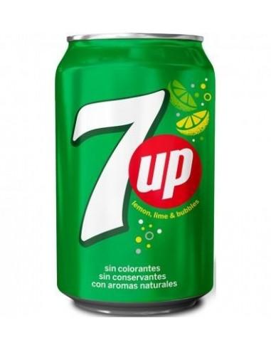 7 UP lata 24 uds.