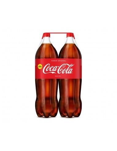 Coca cola 2ltos pack de 6