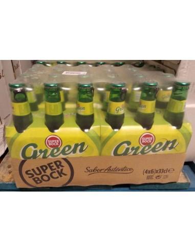 Super Bock Green