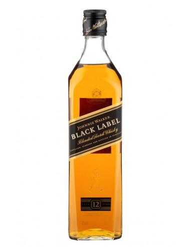 Whisky Johnnie Walker Etiqueta Negra...