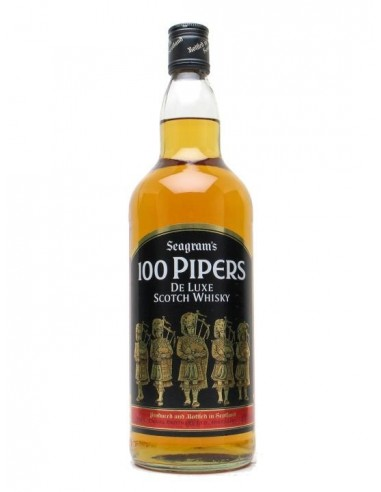 Whisky 100 Pippers 1l